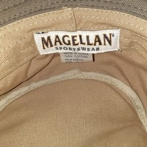 a8bb5f84cf3c3 Magellan Accessories - Magellan bucket hat with secret money storage.